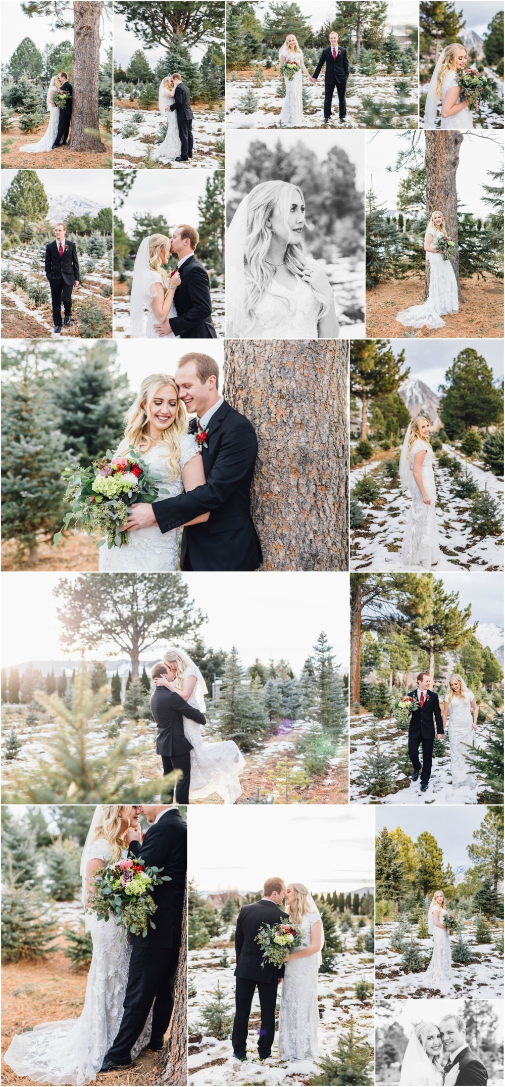 Alpine Bridal Photographer
