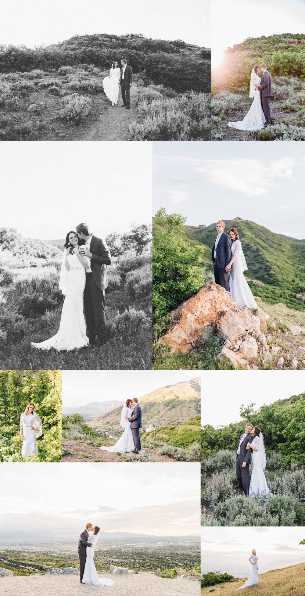 Draper Utah Bridal Photographer