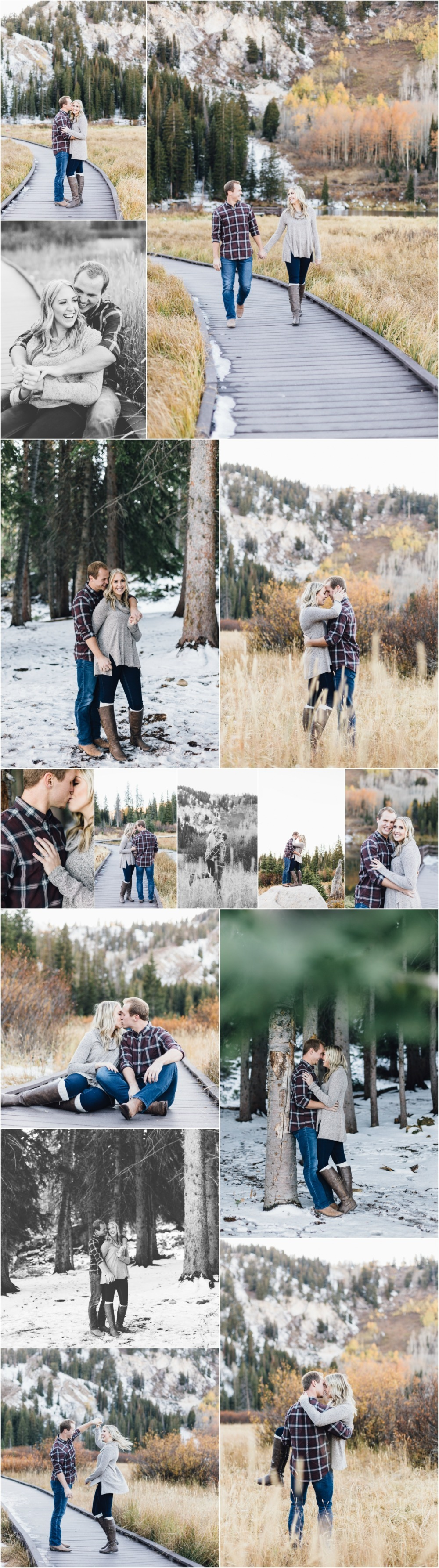Silver Lake Engagement Photographer
