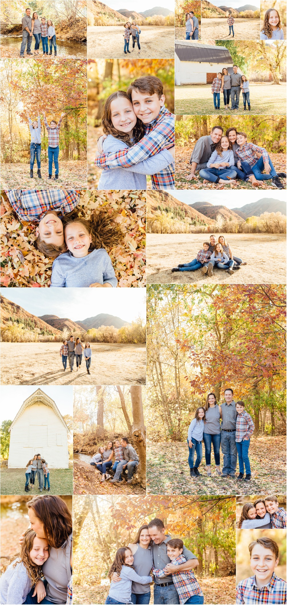 Mapleton Family Photographer - Jolleys Ranch Hobble Creek Canyon