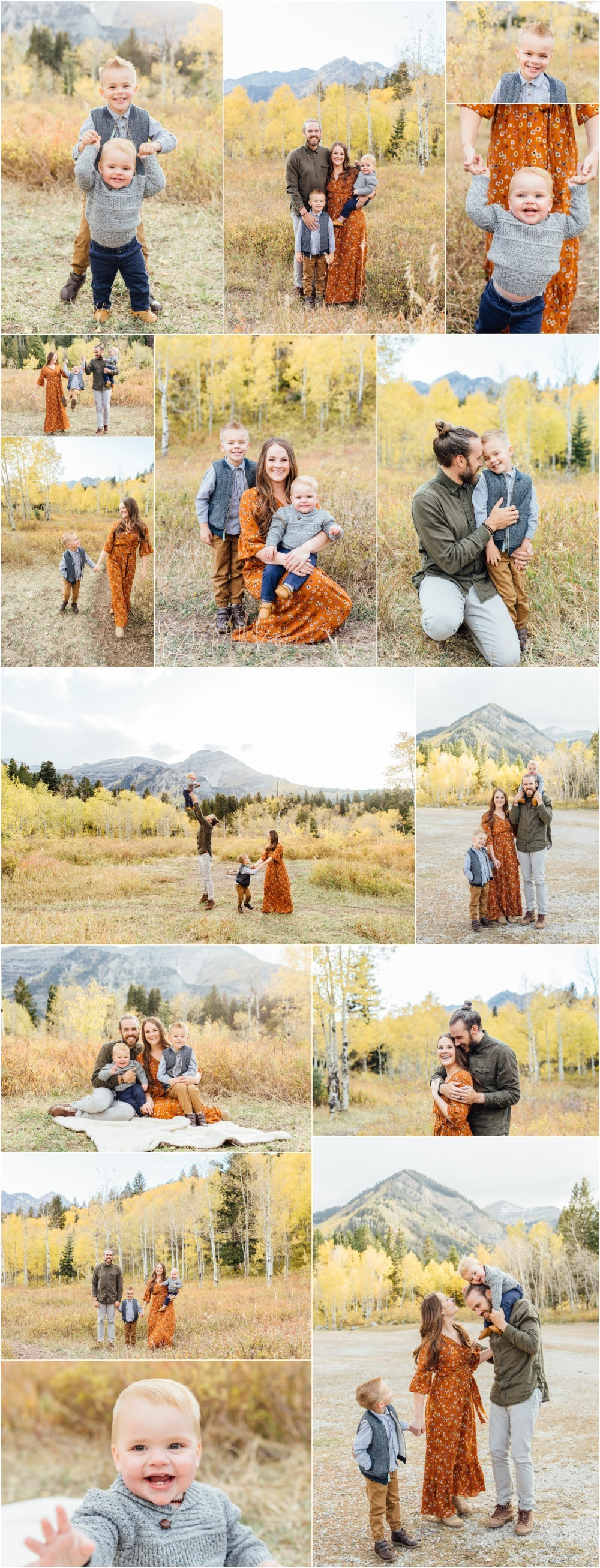 American Fork Canyon Family Photographer