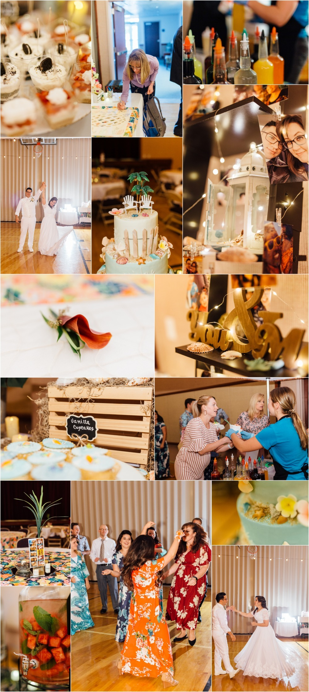Utah County Wedding Reception Photographer