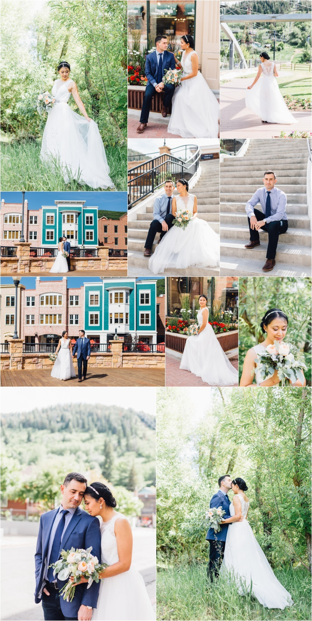 Park City Bridal Photographer