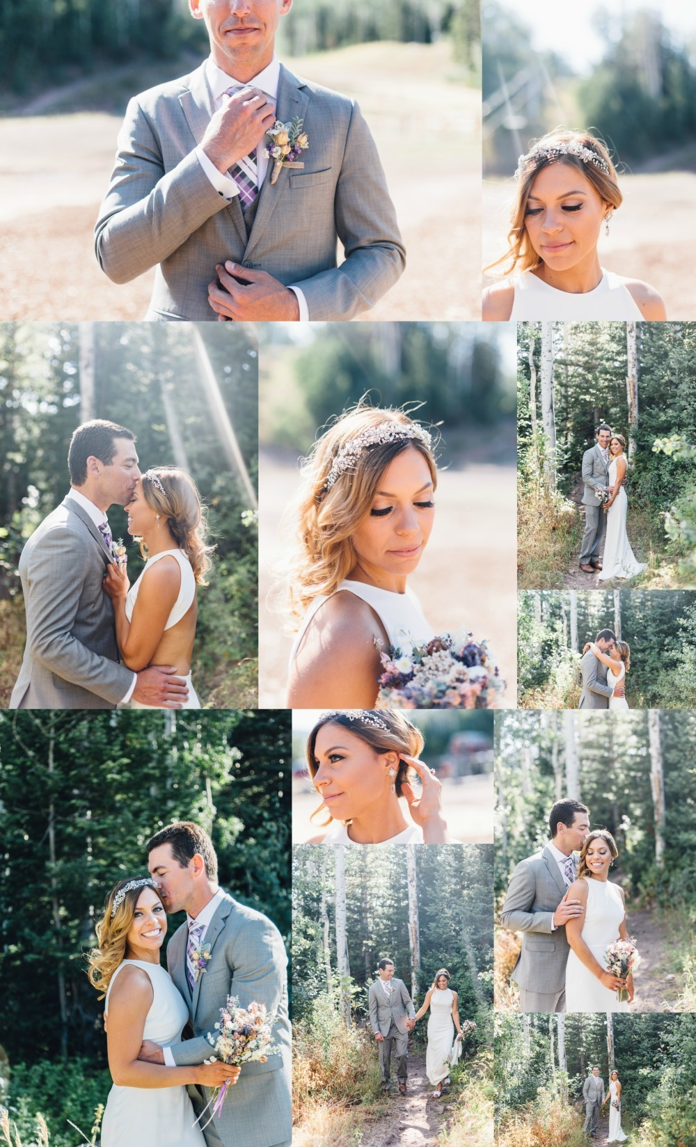 Park City Utah Wedding Photographer