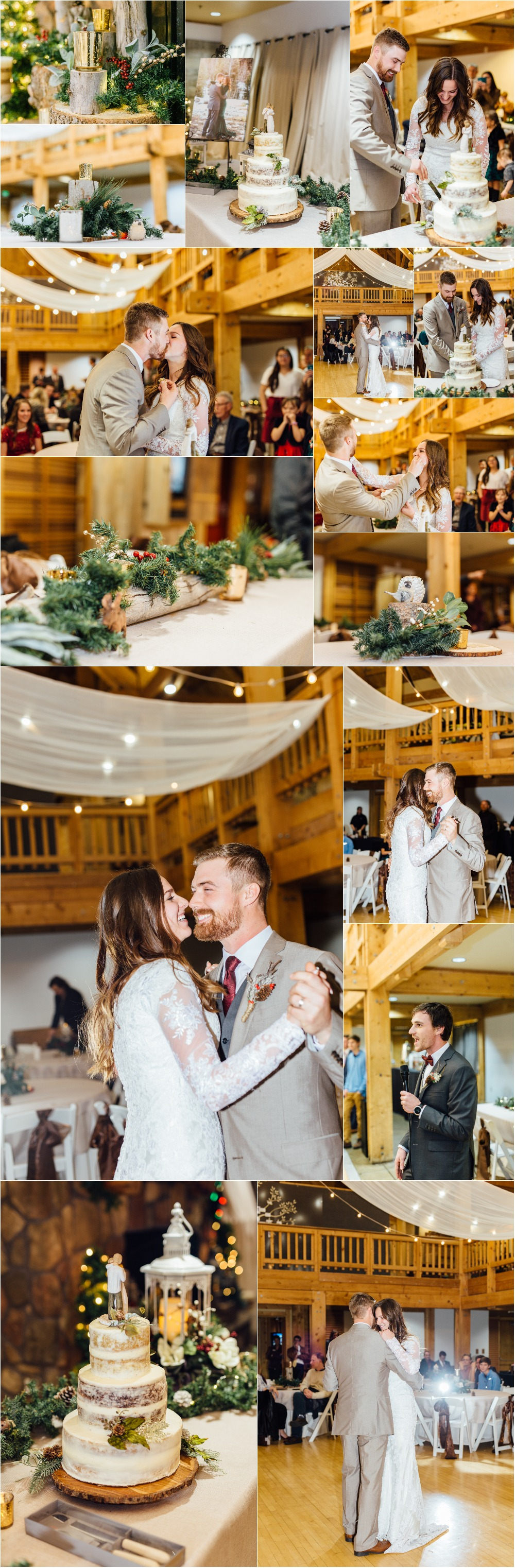 Wheeler Historic Farm Wedding Reception Photographer